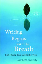 Omslag - Writing Begins with the Breath