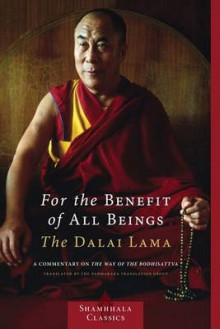 For The Benefit Of All Beings av His Holiness Tenzin Gyatso the Dalai Lama (Heftet)