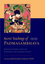 Omslag - Secret Teachings of Padmasambhava