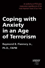 Omslag - Coping with Anxiety in an Age of Terrorism