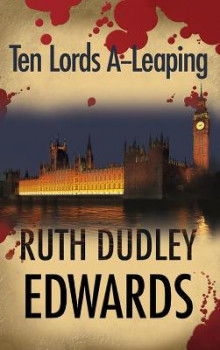 Ten Lords A-Leaping av Ruth Dudley Edwards (Heftet)
