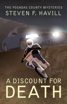 A Discount for Death av Steven F. Havill (Heftet)