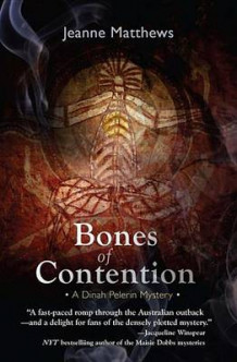 Bones of Contention av Jeanne Matthews (Innbundet)
