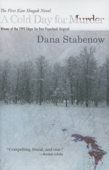 A Cold Day for Murder av Dana Stabenow (Innbundet)