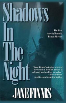 Shadows in the Night av Jane Finnis (Heftet)