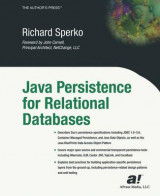 Omslag - Java Persistence for Relational Databases