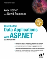 Distributed Data Applications with ASP.NET av Alex Homer og David Sussman (Heftet)