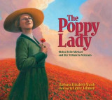 Omslag - The Poppy Lady