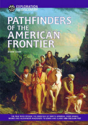 Pathfinders of the American Frontier av Diane Cook (Innbundet)