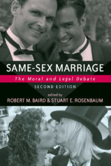 Same-Sex Marriage av Robert Baird og S. Rosenbaum (Heftet)