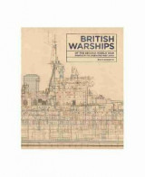 Omslag - British Warships of the Second World War