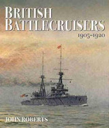 Omslag - British Battlecruisers 1905-1920