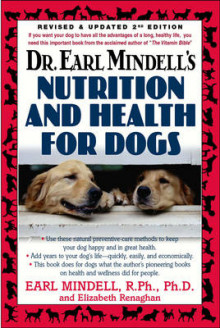 Dr. Earl Mindells Nutrition and Health for Dogs av Earl Mindell og Elizabeth Renaghan (Heftet)