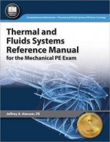 Omslag - Thermal and Fluids Systems Reference Manual for the Mechanical PE Exam