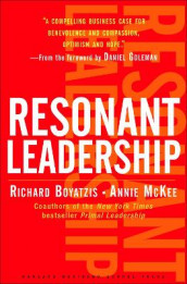 Resonant Leadership av Richard Boyatzis og Annie McKee (Innbundet)