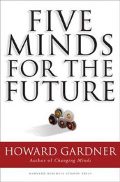 Five Minds for the Future av Howard Gardner (Innbundet)