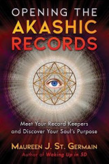 Omslag - Opening the Akashic Records