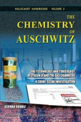 Omslag - The Chemistry of Auschwitz