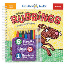 Crayon Rubbings: A bumpity colouring book (Blandet mediaprodukt)