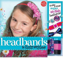 Headbands and Hairstyles av Eva Steele-Staccio (Blandet mediaprodukt)