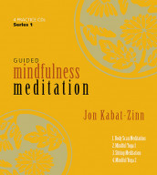 Guided Mindfulness Meditation av Jon Kabat-Zinn (Lydbok-CD)