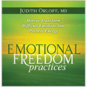 Emotional Freedom Practices av Judith Orloff (Lydbok-CD)