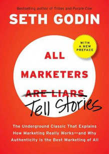 All Marketers Are Liars av Seth Godin (Innbundet)