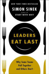 Omslag - Leaders Eat Last