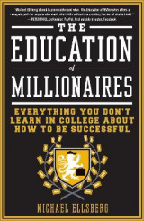 Omslag - The Education of Millionaires