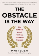 The Obstacle Is the Way av Ryan Holiday (Innbundet)