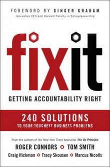 Fix it av Roger Connors og Dr Tom Smith (Innbundet)