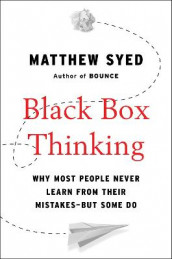 Black Box Thinking av Matthew Syed (Innbundet)