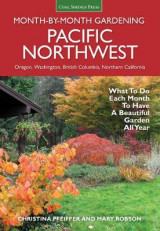 Omslag - Pacific Northwest Month-by-Month Gardening