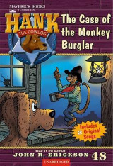 Omslag - The Case of the Monkey Burglar