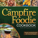 Omslag - The Campfire Foodie Cookbook
