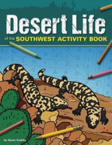 Omslag - Desert Life of the Southwest Activity Book