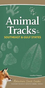 Omslag - Animal Tracks of the Southeast & Gulf States