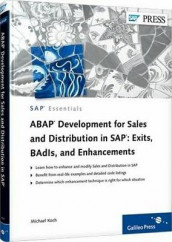 ABAP Development for Sales and Distribution in SAP av Michael Koch (Innbundet)