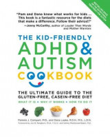 Omslag - The Kid-Friendly ADHD & Autism Cookbook