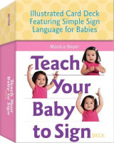 Omslag - Teach Your Baby to Sign Card Deck