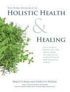 Omslag - The Home Reference to Holistic Health and Healing