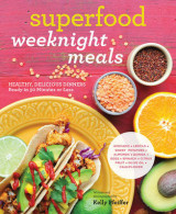 Omslag - Superfood Weeknight Meals