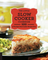 Omslag - The Little Slow Cooker Cookbook