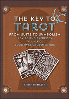 Key to Tarot av Sarah Bartlett (Heftet)