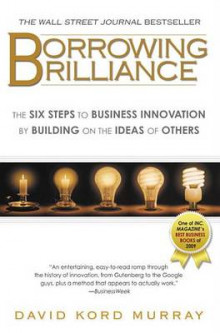Borrowing Brilliance av David Kord Murray (Heftet)