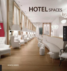 Hotel Spaces av Montse Borras (Innbundet)