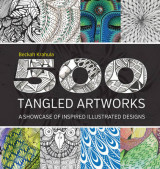 Omslag - 500 Tangled Artworks