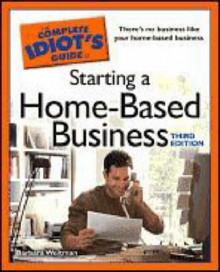 The Complete Idiot's Guide to Starting a Home-based Business av Barbara Weltman (Heftet)