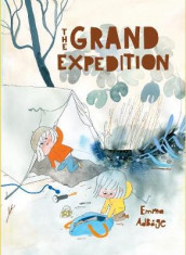 The Grand Expedition av Emma Adbage (Innbundet)
