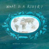 Omslag - What Is A River?